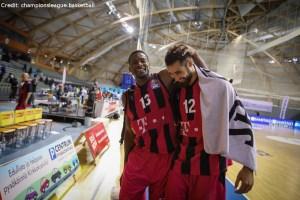 Champions League - Telekom Baskets Bonn - Yorman Polas Bartolo - Martin Breunig
