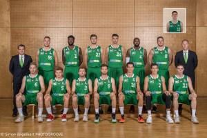 DE - ProA - Teamfoto - RÖMERSTROM Gladiators Trier 2017-2018