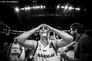 EuroBasket 2017 - Action - Slowenien - Klemen Prepelic