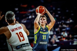 EuroBasket 2017 - Action - Slowenien - Luka Doncic
