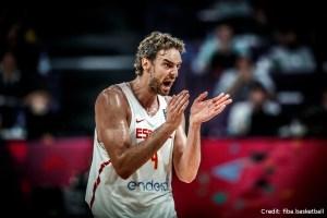 EuroBasket 2017 - Action - Spanien - Pau Gasol