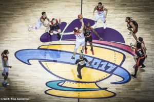 EuroBasket 2017 - Action - Sprungball