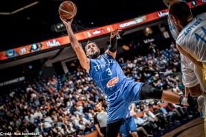Eurobasket 2017 - Action - Italien - Marco Belinelli