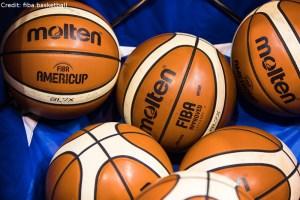 FIBA Americup - Molten Basketball