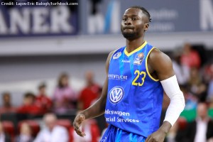 DE - Action - Basketball Löwen Braunschweig - Bazoumana Koné