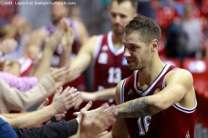 DE - Action - FC Bayern Basketball - Stefan Jovic