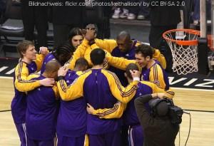 NBA - Action - LA Lakers - Team