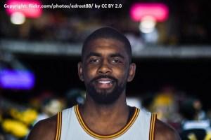 USA - NBA - Kyrie Irving