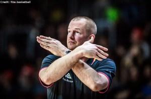 FIBA Qualifikation - Deutschland - Trainer - Henrik Rodl