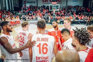 DE - BBL - Brose Bamberg - Team 2017-18