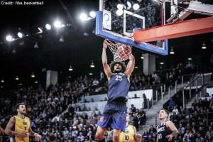 FIBA WM-Qualifikation - Frankreich - Louis Labeyrie