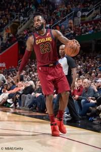 NBA - Action - Cleveland Cavaliers - LeBron James