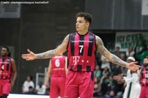 Champions League - Telekom Baskets Bonn - Konstantin Klein
