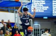 Würzburg – Joshua Obiesie meldet für den NBA Draft
