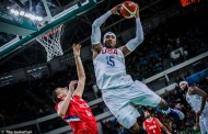 Carmelo Anthony überholt Hakeem Olajuwon
