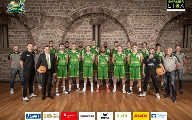 Garai Zeeb verstärkt die RÖMERSTROM Gladiators Trier
