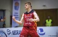 Luc van Slooten meldet für den NBA Draft 2021