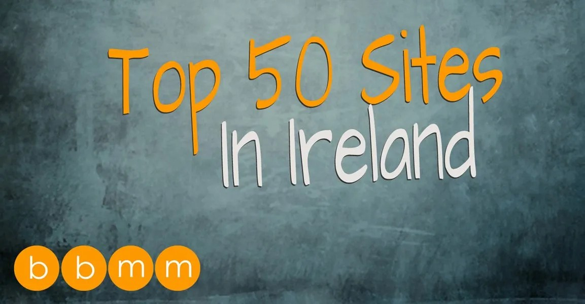 bbmm.ie Top 50 Visited Sites In Ireland