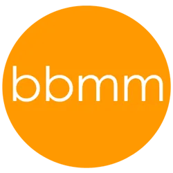 bbmm media and marketing logo web design bray