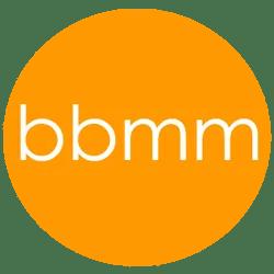 bbmm media and marketing logo web design bray