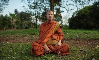 Monks to protect rainforests in Cambodia