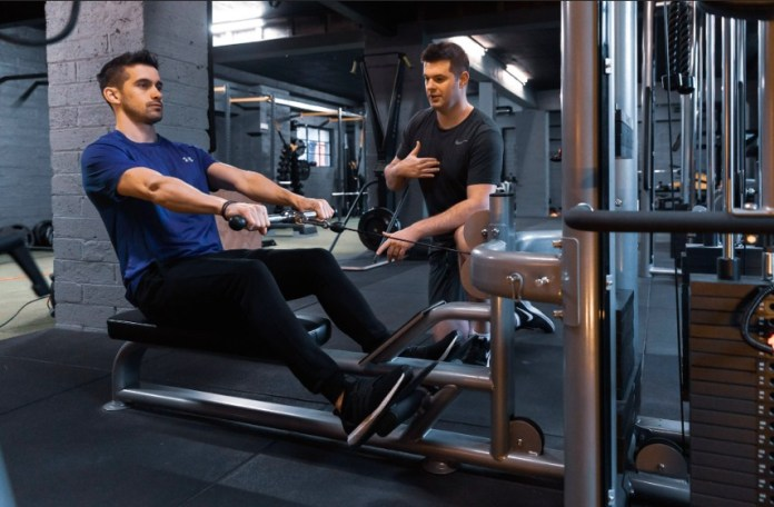 In Home Personal Trainer London