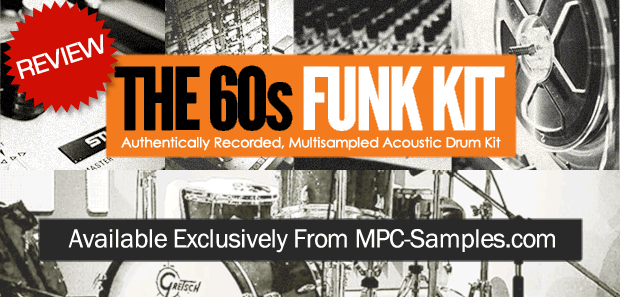 The 60s Funk Kit Review - BBOY TECH REPORT
