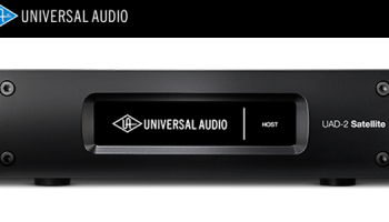 Universal Audio Announces New UAD‑2 OCTO Ultimate 7 DSP