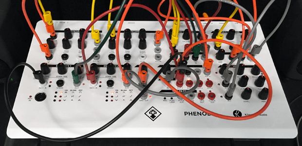 Phenol by Kilpatrick Audio at NAMM 2015