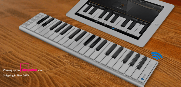 CME Xkey Air - Bluetooth MIDI Mobile Music Keyboard
