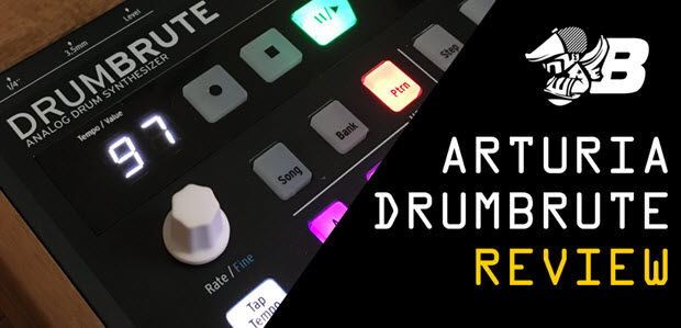Arturia DrumBrute Review