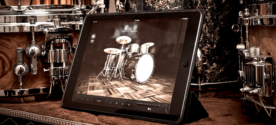 Positive Grid Releases X Drummer for iPad