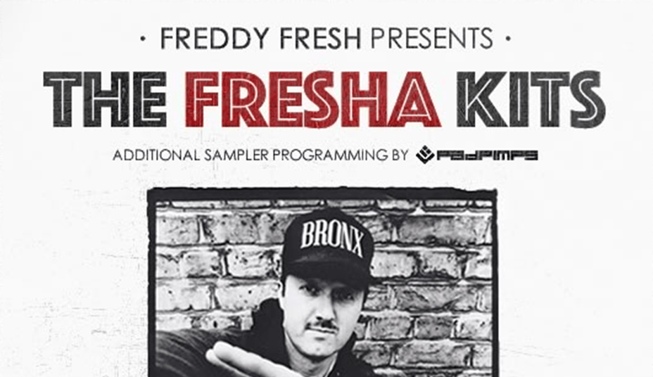 DJ Freddy Fresh Signature Sample Pack Debuts at MPC-Samples.com