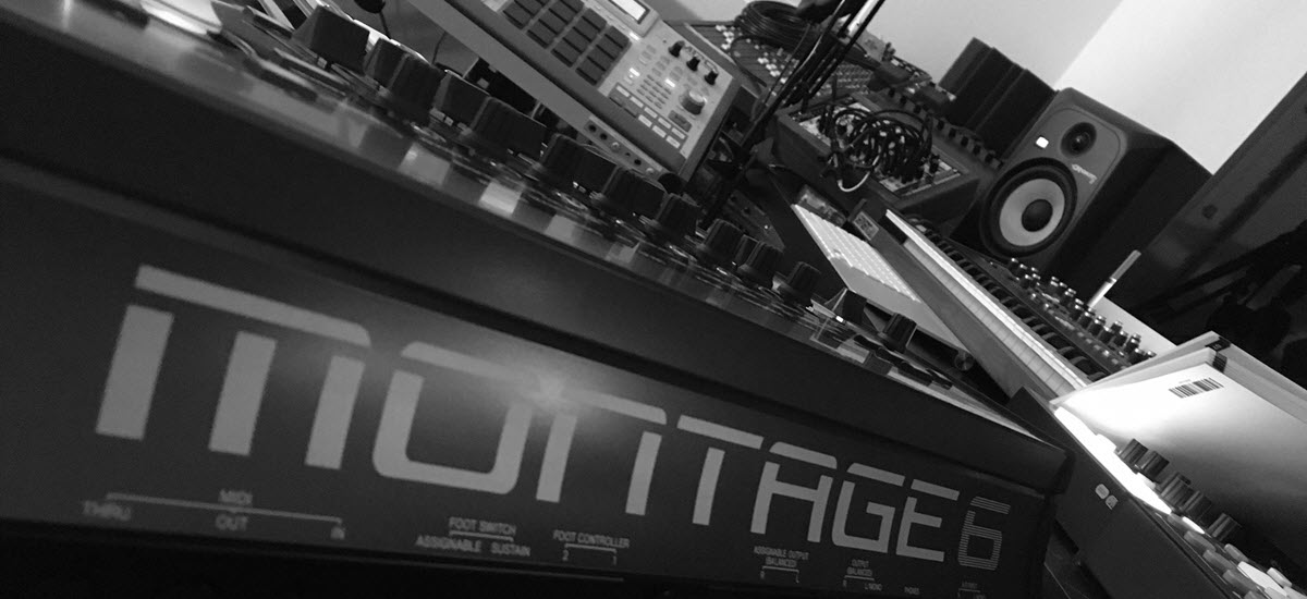 Yamaha Montage 6 - The Workstation Debate