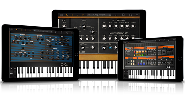 IK Multimedia Announces Syntronik for iPad