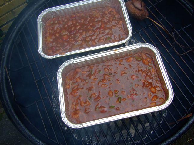 Keri's Hog-Apple Baked Beans