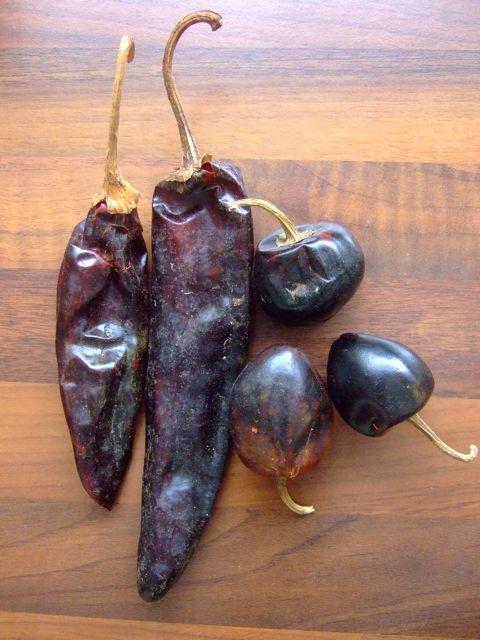 Kevin K's Butt Rub - Guajillo & Cascabel Pepers