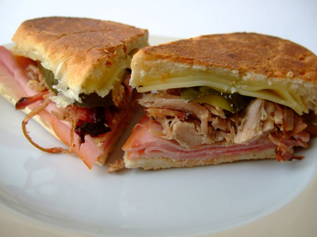 Cuban Sandwiches - de bereiding