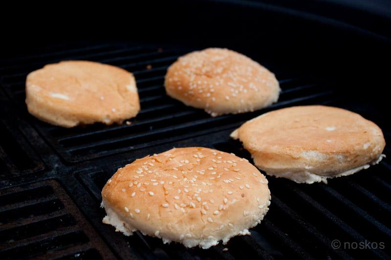 Inside-out Burger - de buns