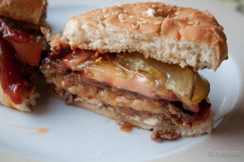 Inside-out Burger