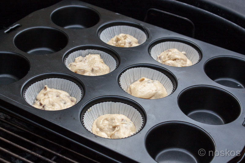 Bacon Cupcakes met Maple Syrup Frosting