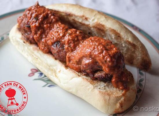 Broodje Italiaanse bal