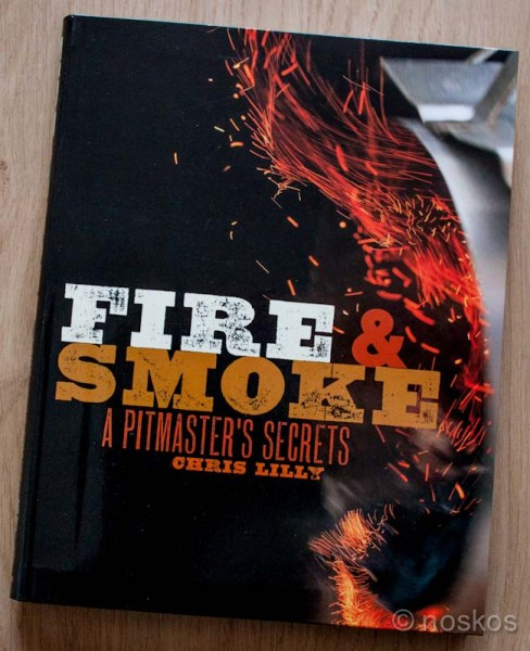 Fire and Smoke - Chris Lilly
