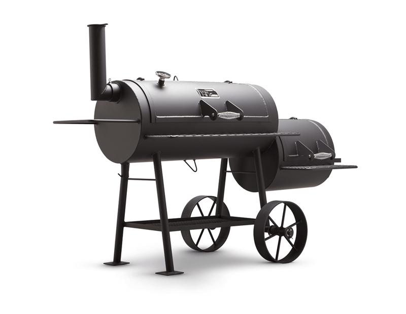 Welke barbecue moet ik kopen? - Yoder Offset Smoker