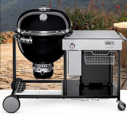Weber Summit Charcoal Grill
