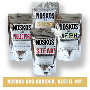 NOSKOS BBQ Rubs