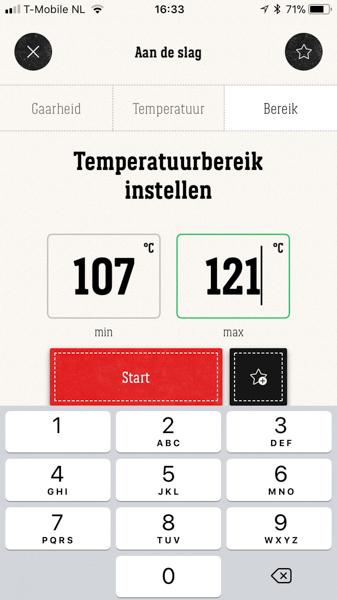 Weber iGrill2 App