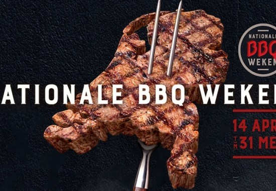 De Nationale BBQ Weken 2018 - logo
