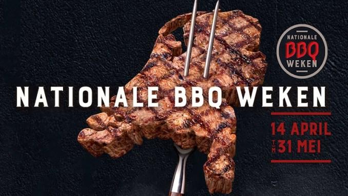 De Nationale BBQ Weken 2018 - logo