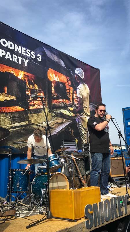 Smokey Goodness 3 Launch Party
